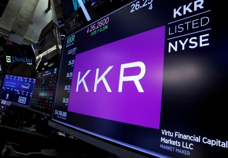 Exclusive: Abu Dhabi wealth fund in talks with KKR over Italian grid deal - sources