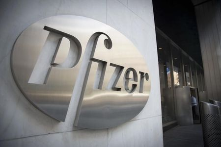 Pfizer. Ulta Beauty Fall Premarket; Docusign Rises
