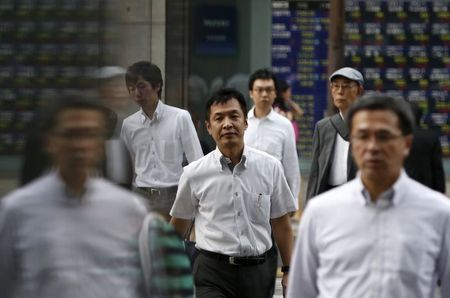 Japan stocks higher at close of trade; Nikkei 225 up 2.66%