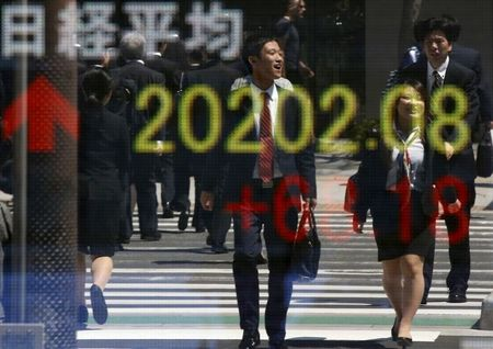 Asian Stocks Up After Trump Approves Latest U.S. Stimulus Measures