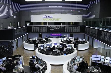Germany stocks lower at close of trade; DAX down 0.45%