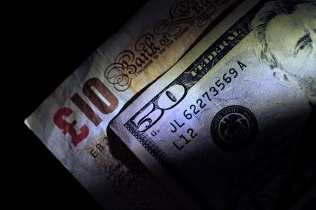 Dollar Weakens Ahead of Stimulus Talks, Federal Reserve; Pounds Jumps