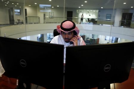 Saudi Arabia stocks higher at close of trade; Tadawul All Share up 0.18%