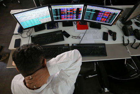 India stocks higher at close of trade; Nifty 50 up 0.28%