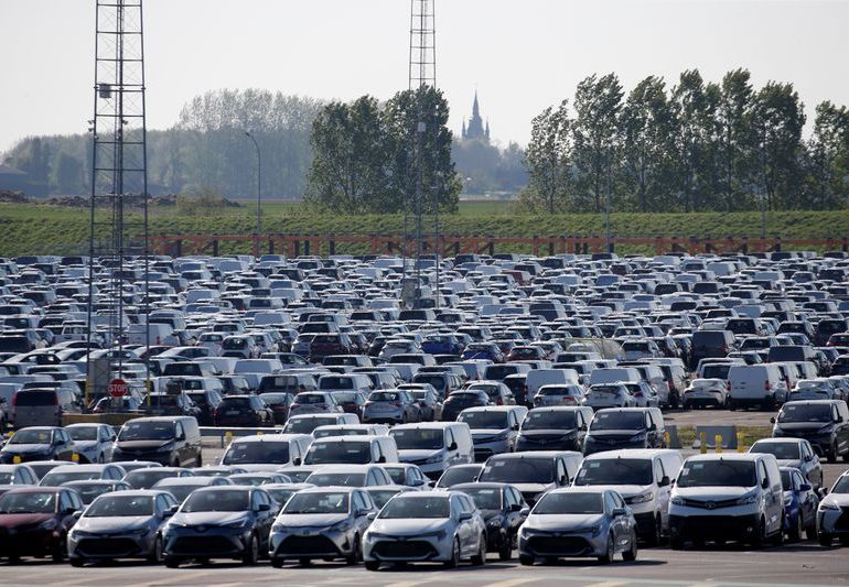 French car market set to fall to lowest level since 1975: federation