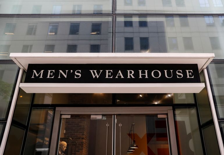 Fashion retailer Tailored Brands emerges from bankruptcy protection