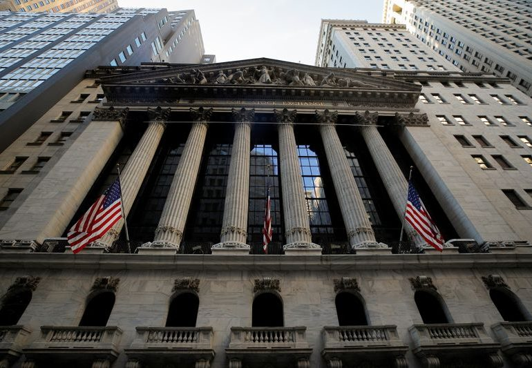 S&P 500 opens flat as vaccine cheer offsets high jobless claims