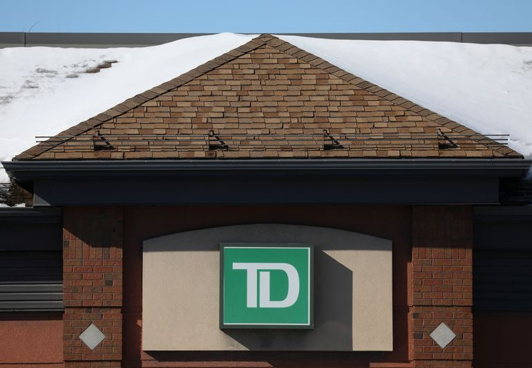 TD Bank quarterly profit beats estimates on fewer provisions than expected