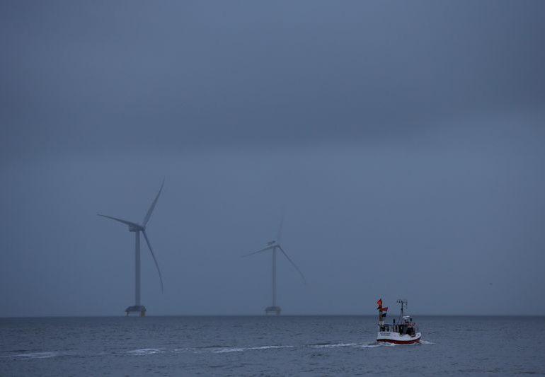 Progress on fishing in EU/UK trade talks, says Sky News reporter citing EU sources