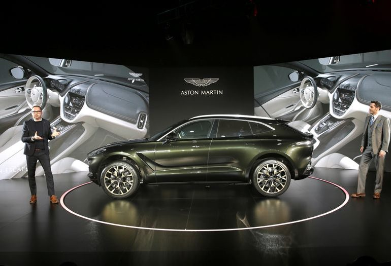 Aston Martin shareholders green light third capital injection this year