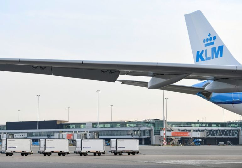 KLM, Delta to offer COVID-19 tested flights from Amsterdam to Atlanta