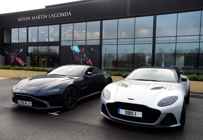 Aston Martin's Stroll says demand is phenomenal, returned first in China