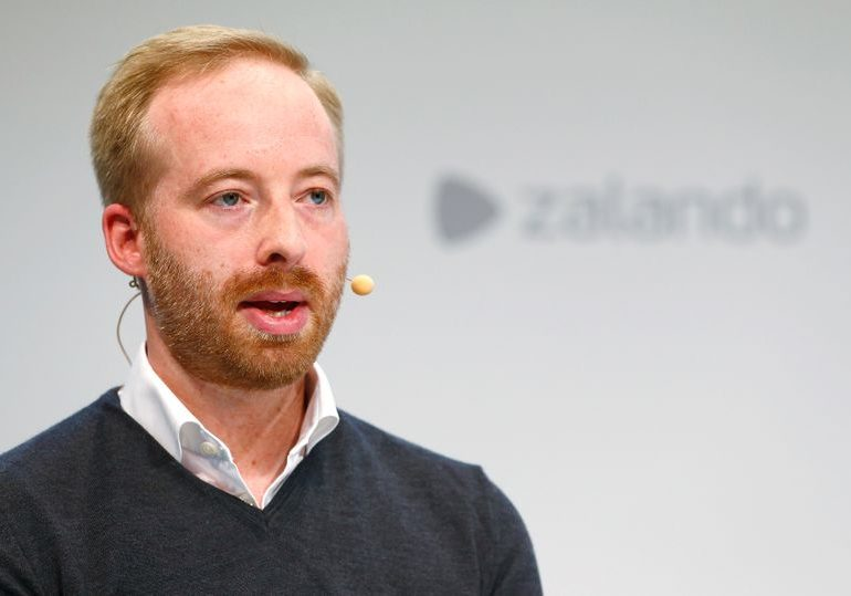 Zalando co-CEO Ritter to step down to let wife pursue career