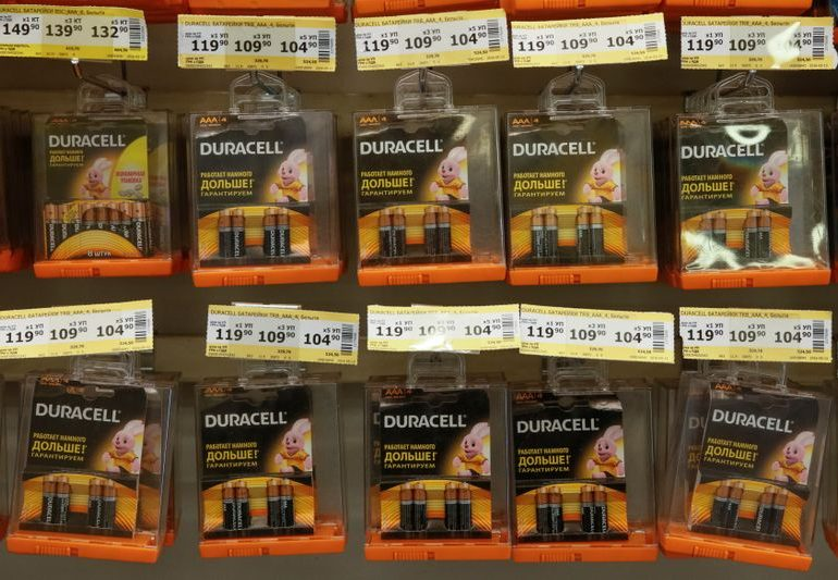 Duracell, Energizer end lawsuits over battery life claims