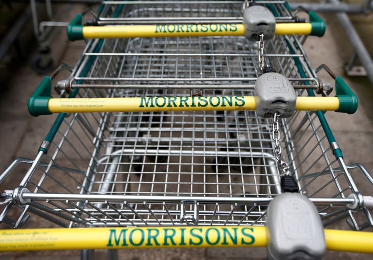 UK supermarket sales up 10% in November, boosted by English lockdown: Nielsen