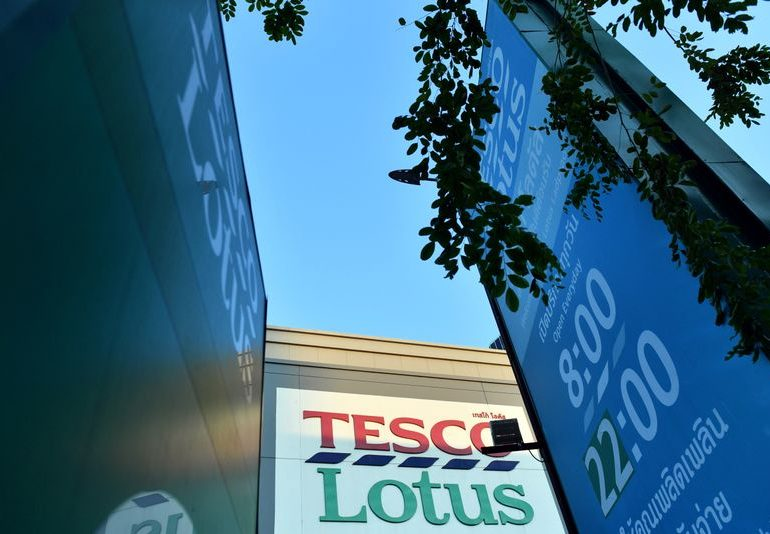 Tesco's Asia deal paves way for 5 billion pound shareholder windfall