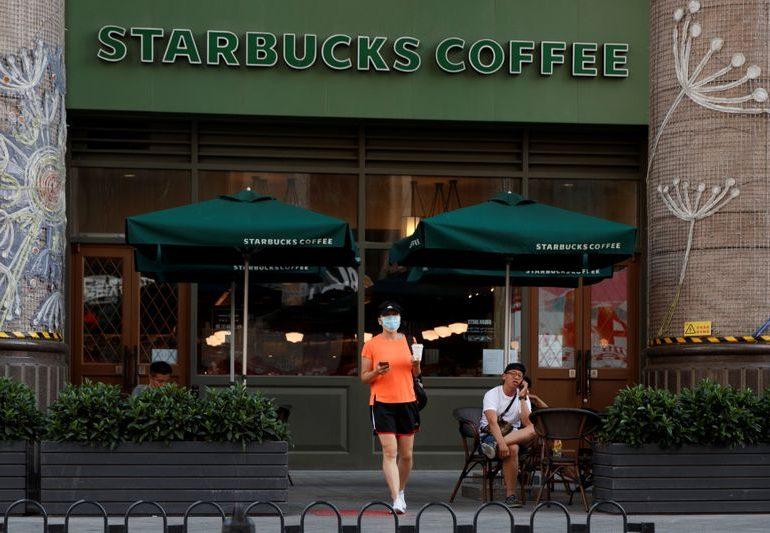 Starbucks eyes walk-thru stores, technology to power post-pandemic growth