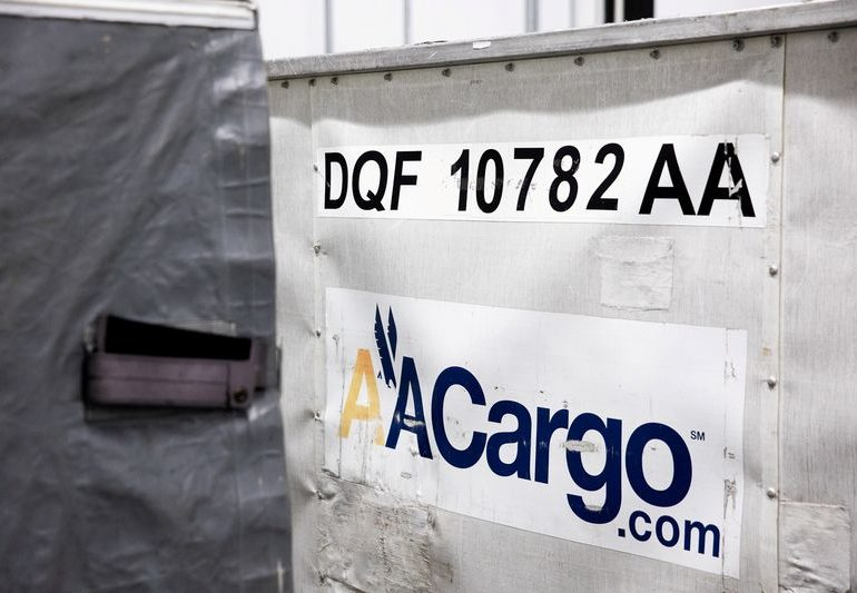 U.S. airlines say vaccine cargo could help restart passenger flights