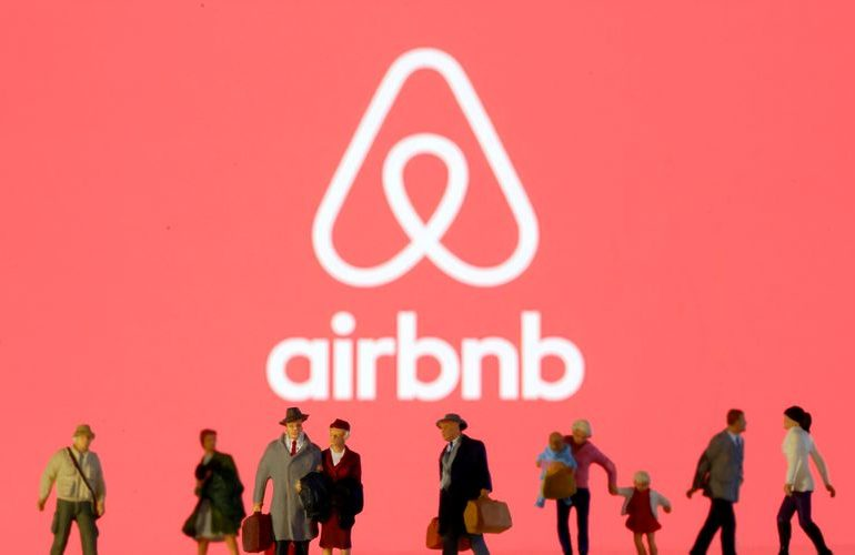 Airbnb prices shares above target in 2020's biggest U.S. IPO -source
