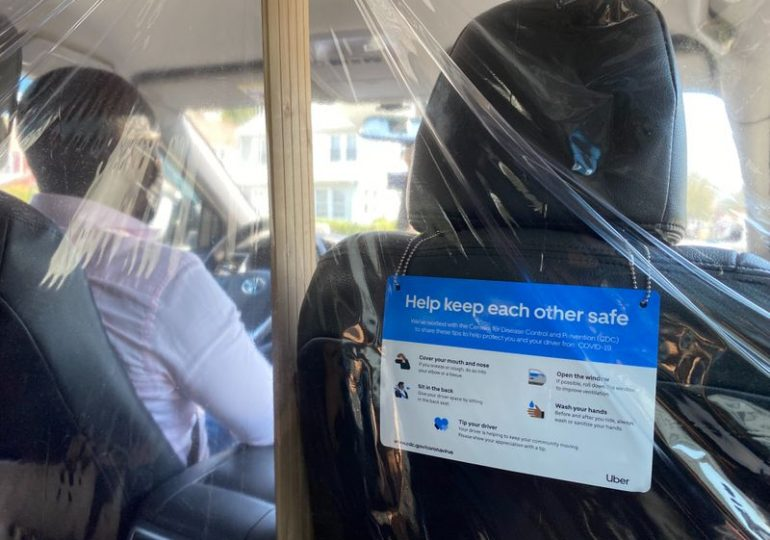 Uber asks U.S. states to prioritize its drivers for COVID-19 vaccine