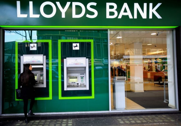 Lloyds says Black employees paid nearly a fifth less than colleagues