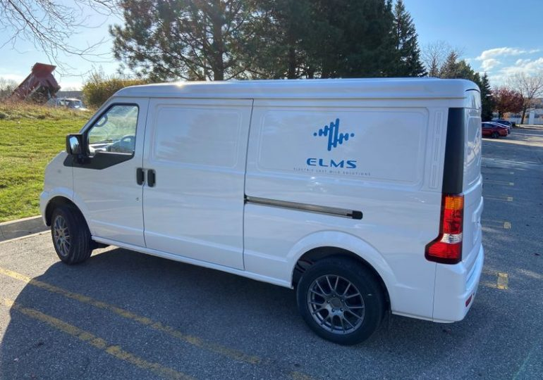 Electric commercial vehicle maker to go public in SPAC deal with $1.4 billion valuation