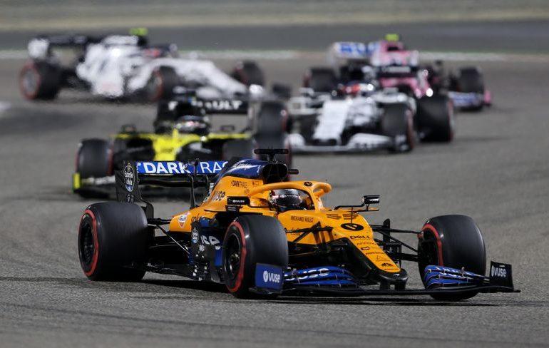 U.S.-based MSP Sports Capital buys into McLaren F1