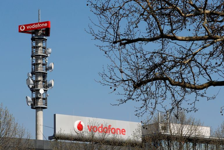Vodafone towers spinoff Vantage eyes growth, open to bigger deals - CEO