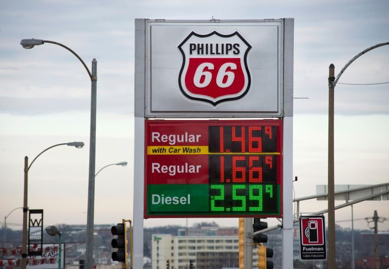 Phillips 66 lowers 2021 spending budget after pandemic hit