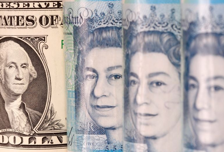 Sterling gains, dollar on back foot amid hopes Brexit deal imminent