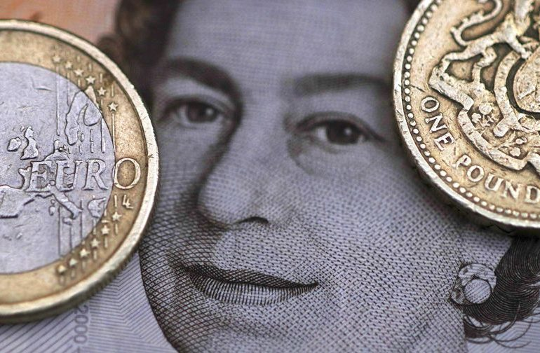 Pound off 2-1/2-year peak after Brexit deal, U.S. stimulus in limbo