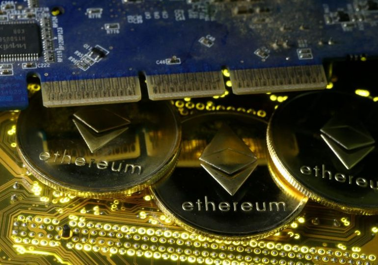 Big tech bets and cryptocurrencies power 2020's top U.S. funds