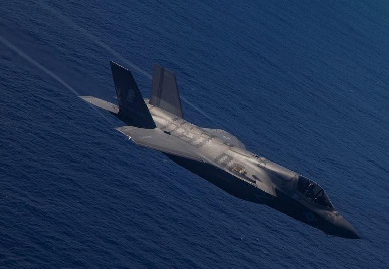 Lockheed Martin misses F-35 jet delivery target due to COVID-19