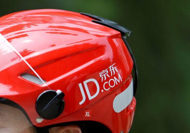 China fines JD.Com, Alibaba's Tmall, Vipshop for irregular pricing
