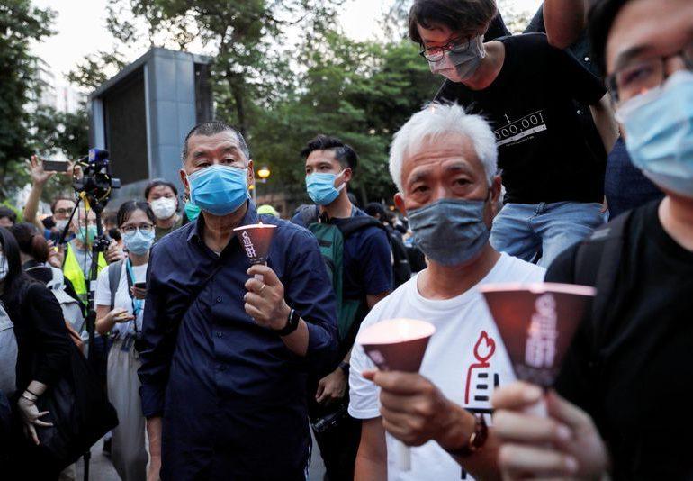 Hong Kong's top court puts media tycoon Jimmy Lai back in custody