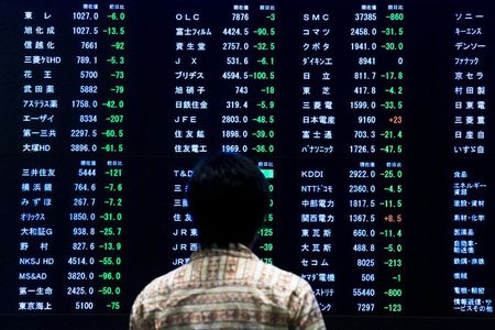 Japan stocks higher at close of trade; Nikkei 225 up 0.30%