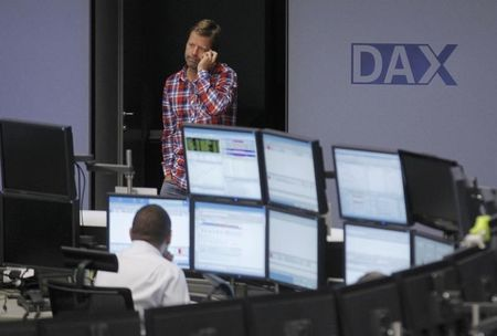 Germany stocks higher at close of trade; DAX up 0.16%