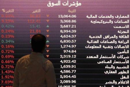 Saudi Arabia stocks lower at close of trade; Tadawul All Share down 0.29%