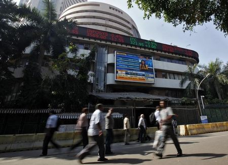 India stocks higher at close of trade; Nifty 50 up 0.33%