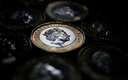 Pound Fear Gauge Rises to Highs Last Seen After 2016 Brexit Vote