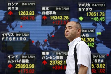Asian Stocks Up Over Hopes for More U.S. Stimulus, Peaceful Transfer of Power