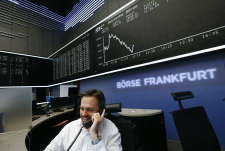 Germany stocks mixed at close of trade; DAX up 1.87%