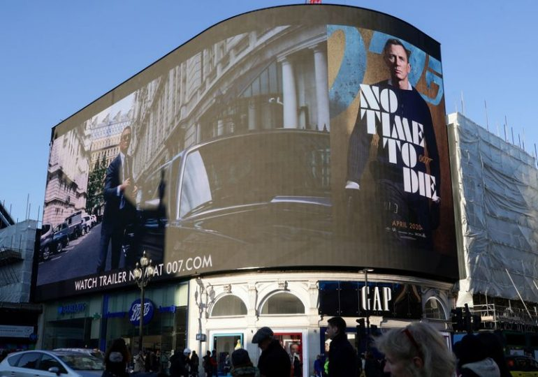 Movie studio behind 'James Bond' franchise explores sale