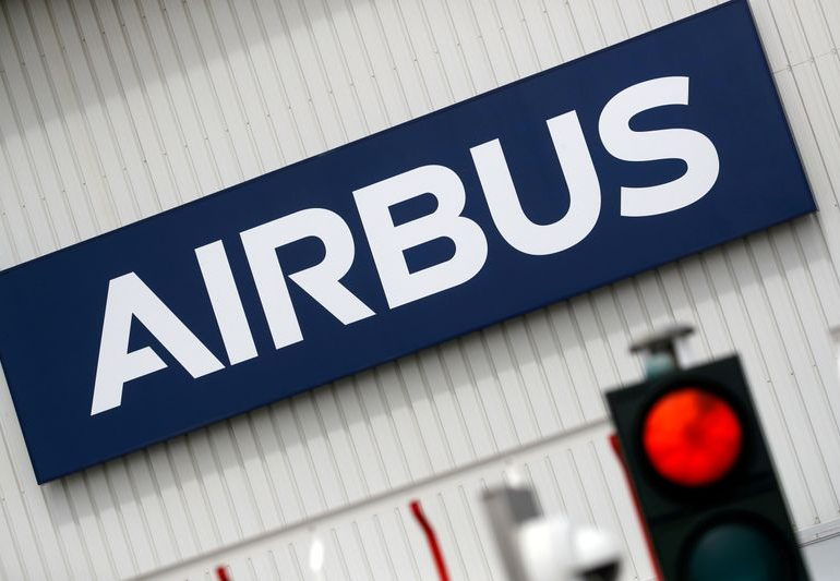 Airbus beat 560-plane delivery goal for 2020 - sources