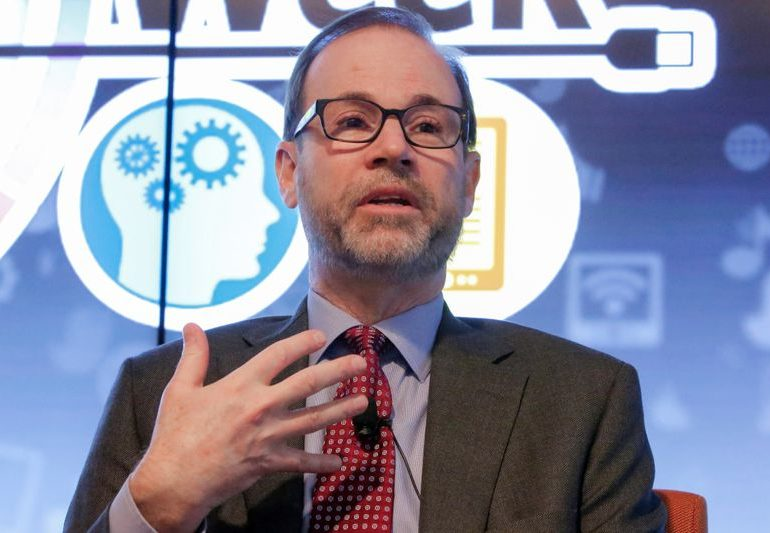 Reuters editor-in-chief Adler to retire after decade at the helm