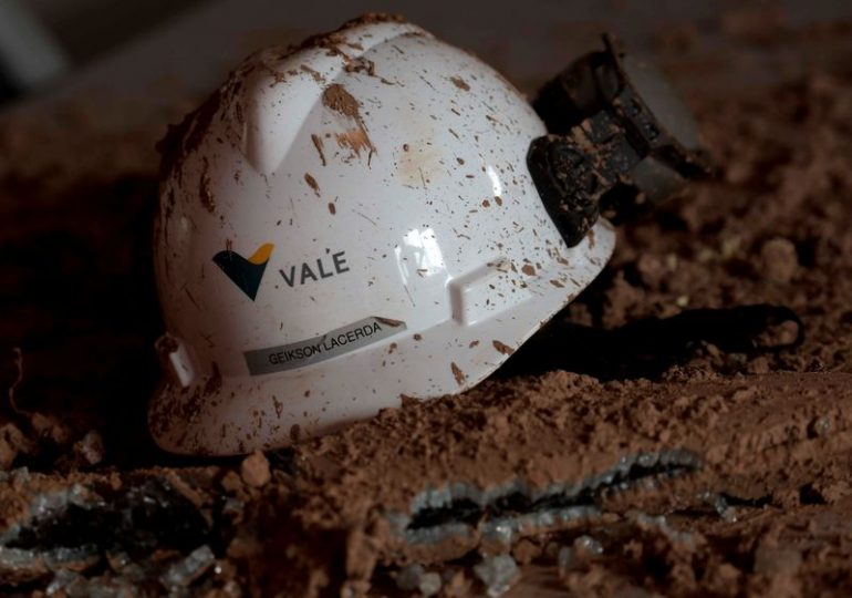Brazil state eyes at least $5.3 billion Vale deal after dam burst, official says