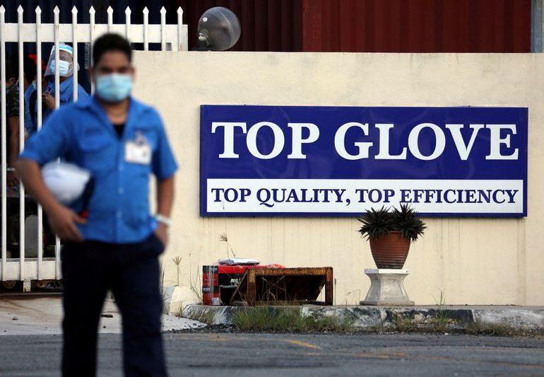 BlackRock raps board of world's biggest glove maker over worker safety