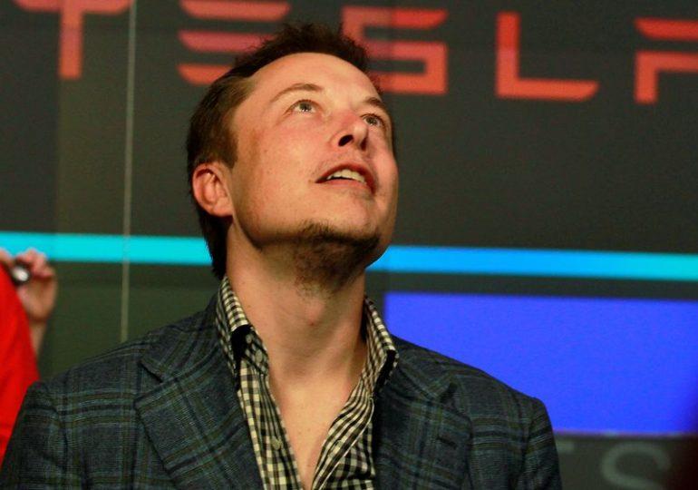 Tesla's stock market value tops Facebook's in huge trading