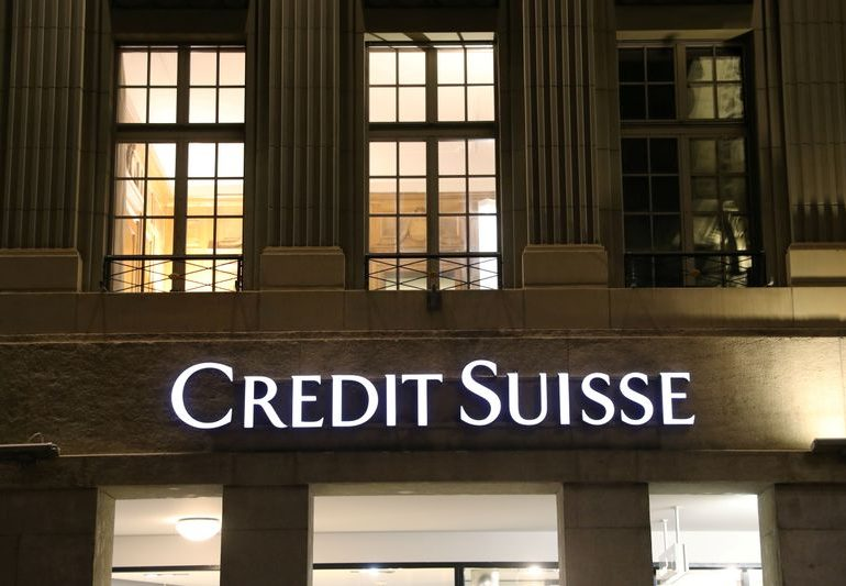 Credit Suisse expects higher costs from U.S. case to push it to fourth quarter loss