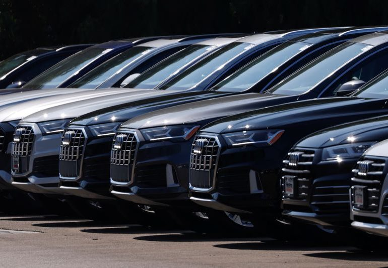 Audi to phase out combustion engines in 10-15 years - WirtschaftsWoche